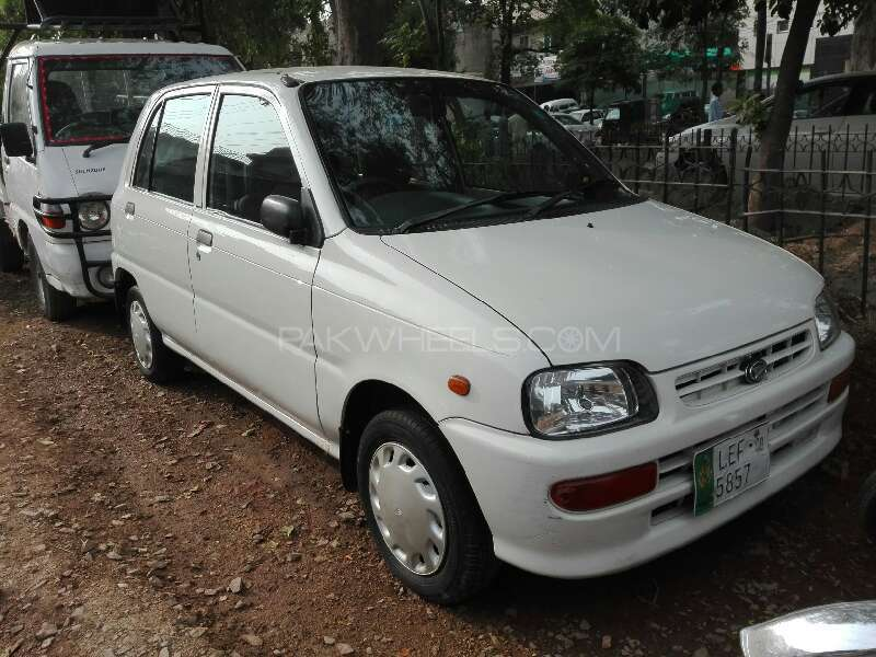 Daihatsu Cuore 2008 Image-1