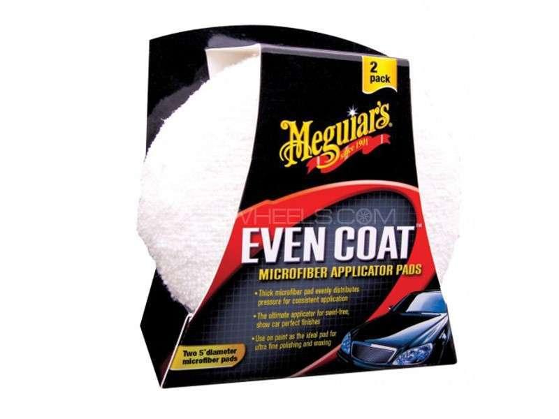 Meguiar's Even Coat Applicator Pad (Pack of 2) - X3080EU Image-1