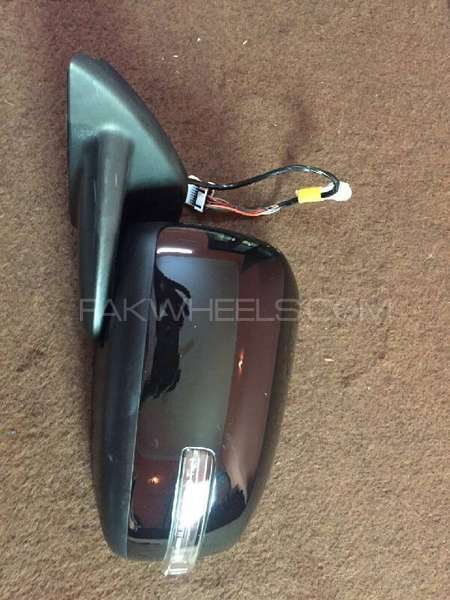 Nissan days side mirrors pair Image-1