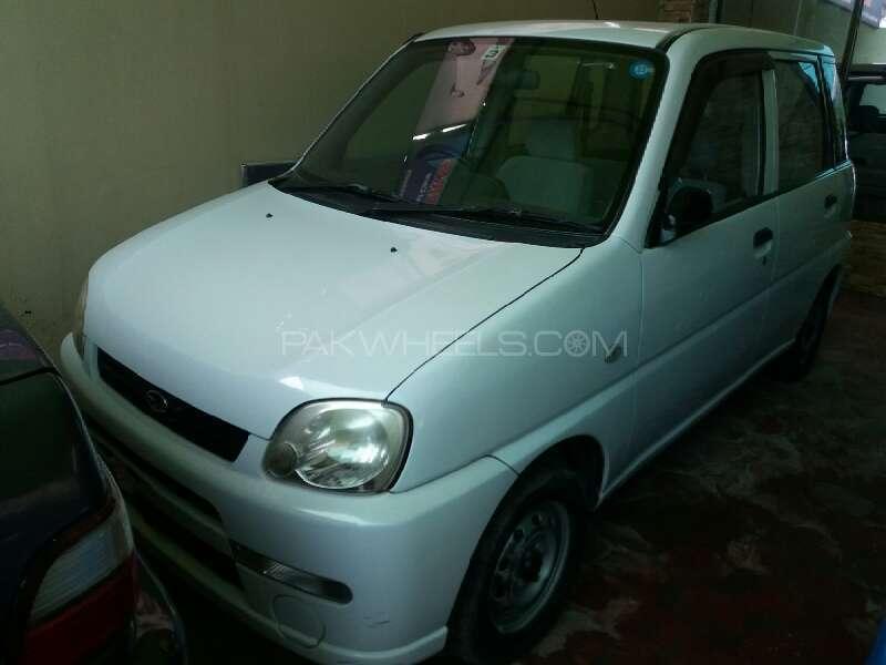 Subaru Pleo 2007 Image-1