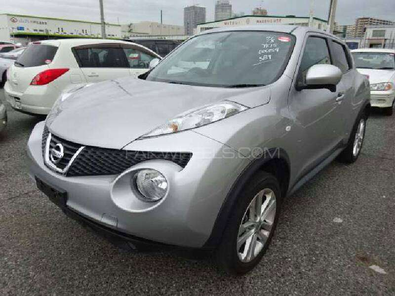 Nissan Juke 15RX Urban Selection 2010 Image-1