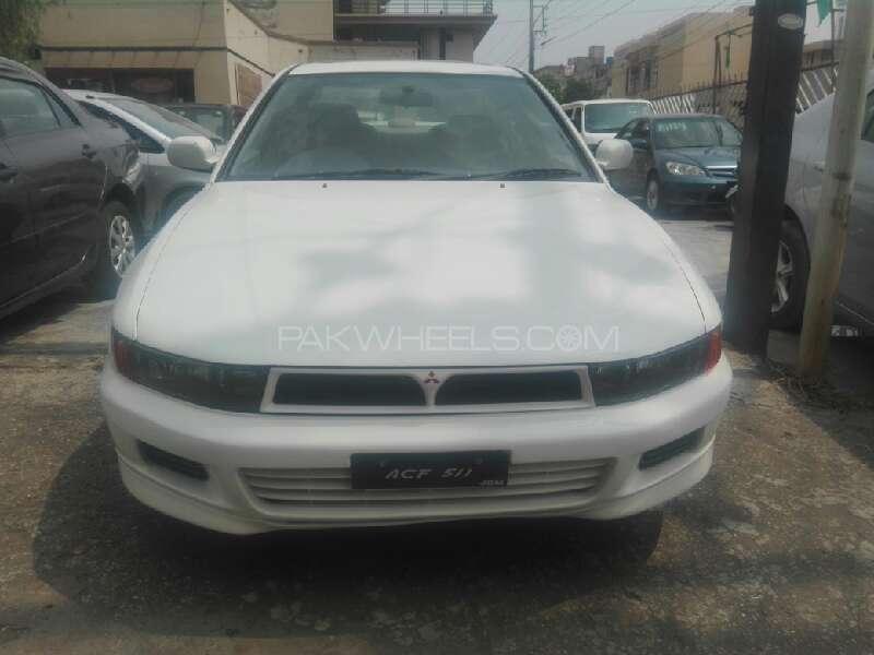 Mitsubishi Galant 2.4 GDI 1999 Image-1