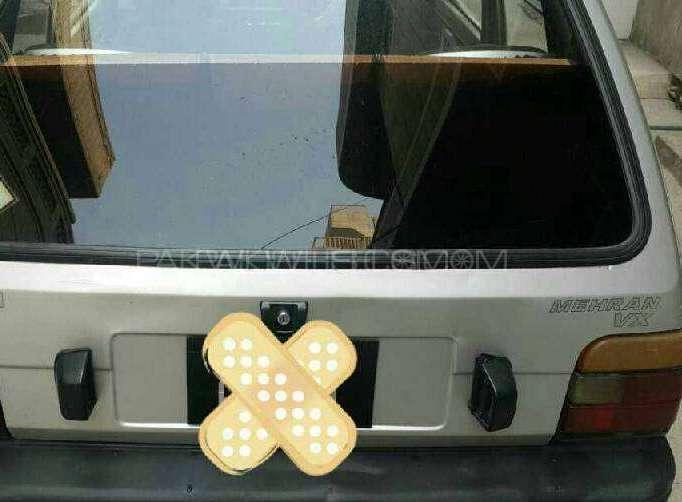 Suzuki Mehran VX (CNG) 2004 Image-4