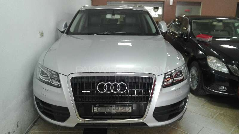 Audi Q5 2012 Image-1