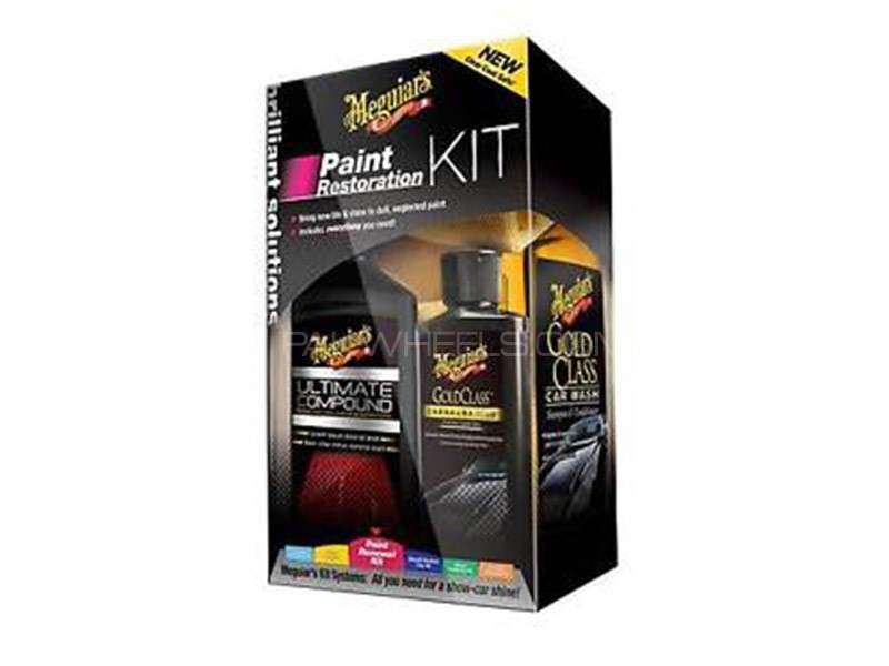 Meguiar's Brilliant Solution Paint Restoration Kit - G3300 Image-1