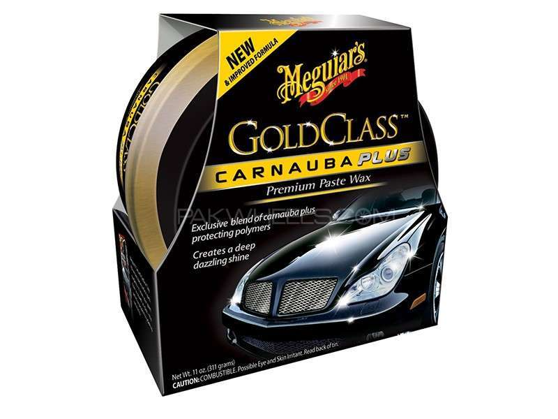 Meguiar's Gold Class Paste Car Wax 311gm - G7014J in Lahore