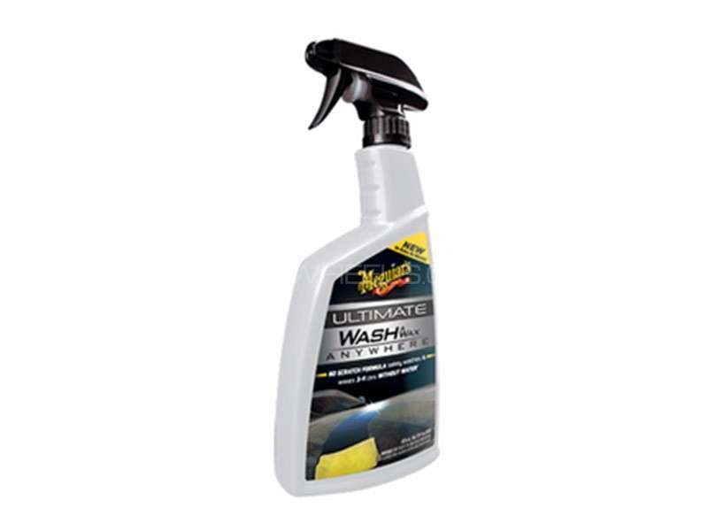 Meguiar's Ultimate Wash and Wax Anywhere 26oz (730ml)- G3626 Image-1