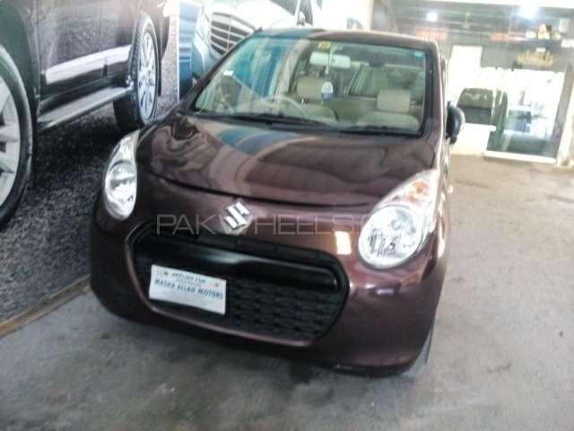 Suzuki Alto VP 2012 Image-1
