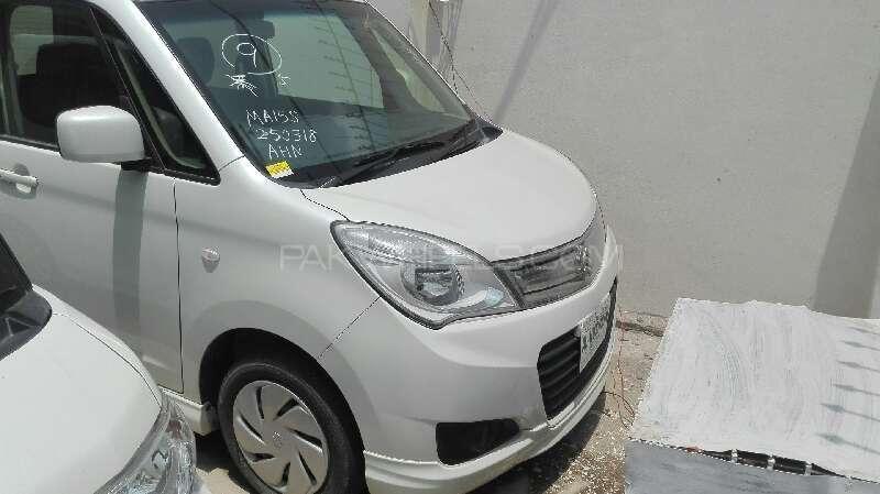Suzuki Solio E 2013 Image-1