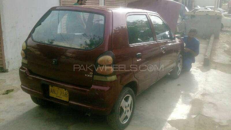 Suzuki Alto VXR (CNG) 2007 Image-7