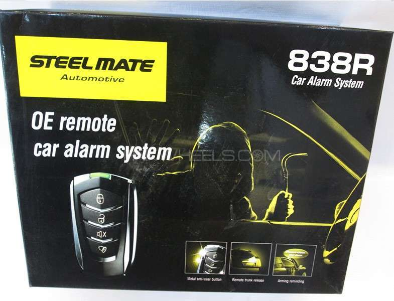 Steel Mate 838R Image-1