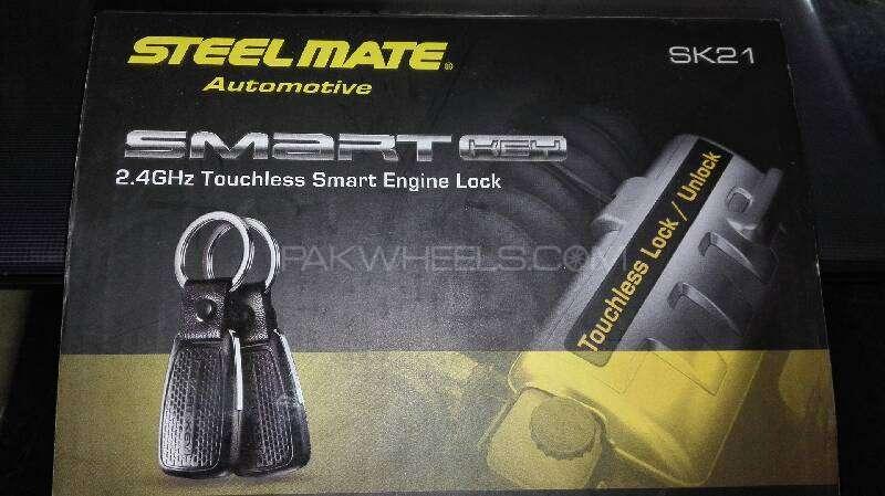 Touchless Smart Engine Lock Image-1