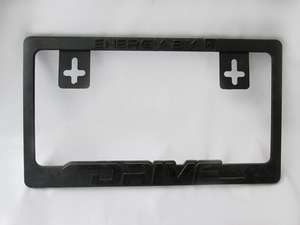 Drive Number Plate Frame in Lahore