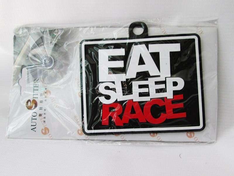 Hanging Tag - Eat Sleep Race Image-1
