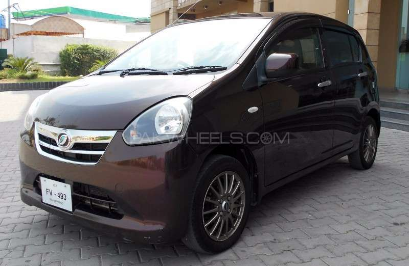Daihatsu Mira Custom 2007 for sale in Rawalpindi | PakWheels