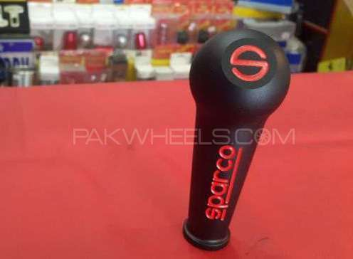 Long Sparco Stick knob Image-1