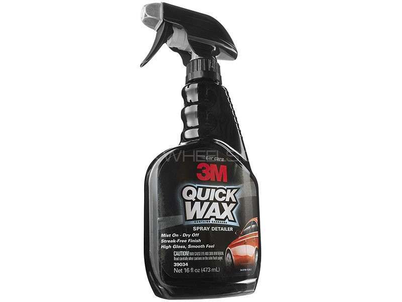 3M™ Quick Wax, 39034, 16 oz Image-1