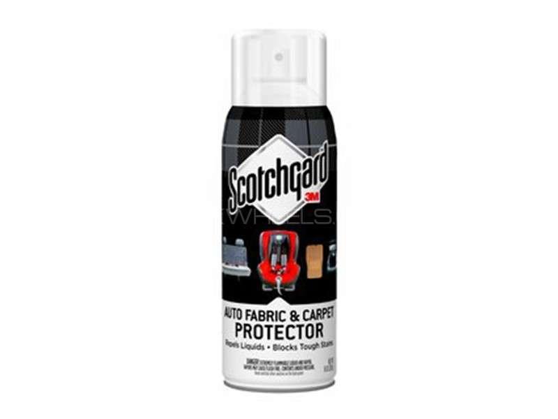 3M™ Scotchgard Auto Fabric & Carpet Protector Image-1