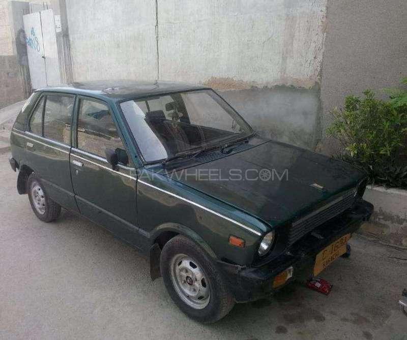 Suzuki FX 1982 Image-1
