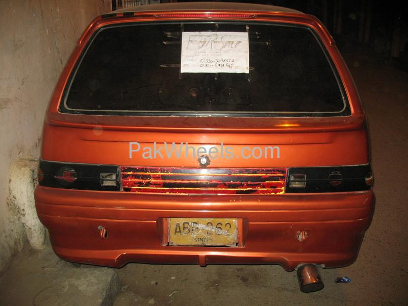 Daihatsu Charade 1987 Image-2