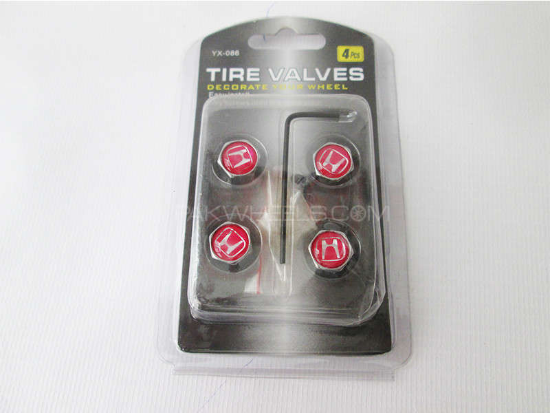 Valve Cap - Honda - With L Key Image-1