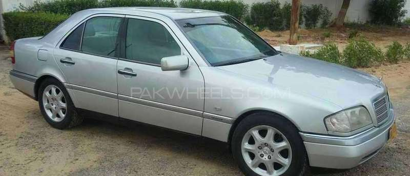 Mercedes benz c class c180 1996 for sale in karachi for 1996 mercedes benz c class