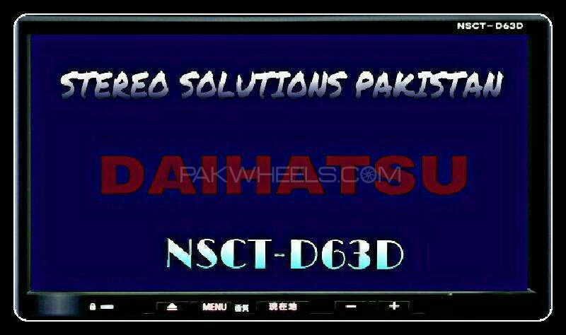 NSCT-D63D SOFTWARE SD CARD AVAILABLE.  Image-1