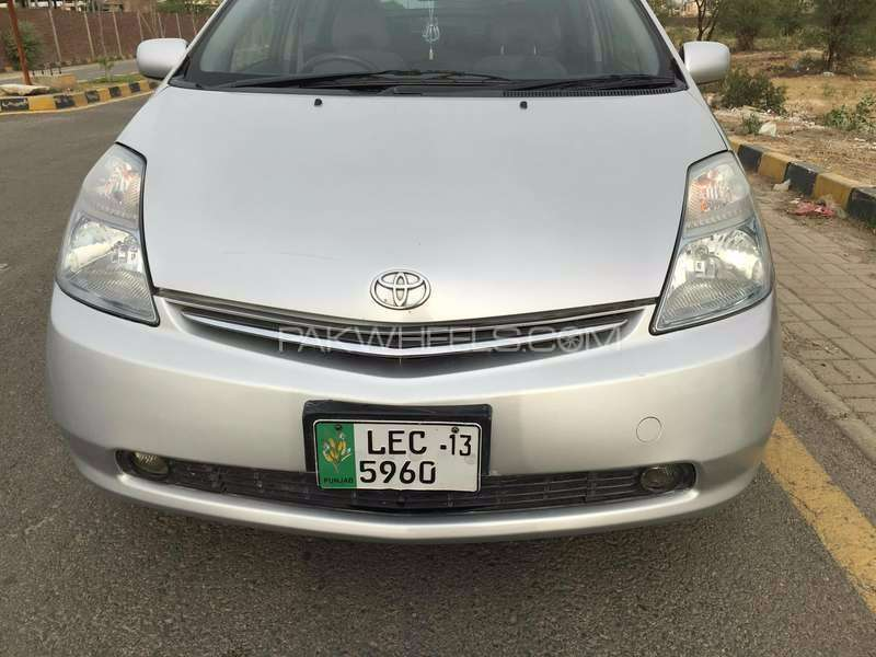 Toyota Prius S Standard Package 1.5 2008 Image-1