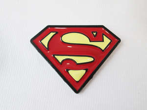 Emblem - SuperMan - Yellow  in Lahore