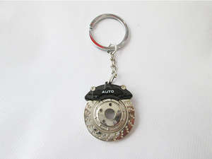 Key Chain - Disk Rotor Black in Lahore