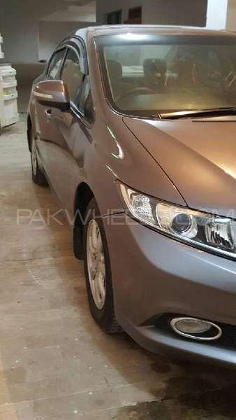 Honda Civic VTi Oriel 1.8 i-VTEC 2013 Image-5