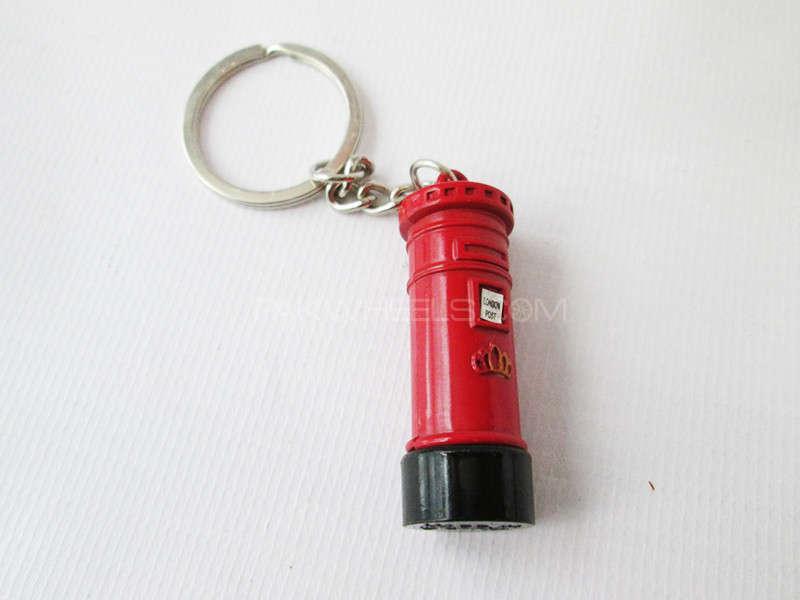 Key Chain - London Post  Image-1