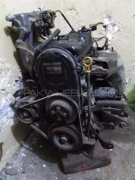 Daihatsu Cuore / Mira 660 cc EFI Engine for sale in Lahore ...