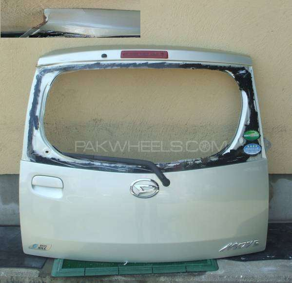 Daihatsu Move rare/back  door  Image-1