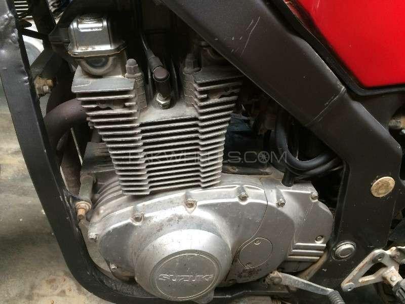 Suzuki GS500E 1994 Image-1