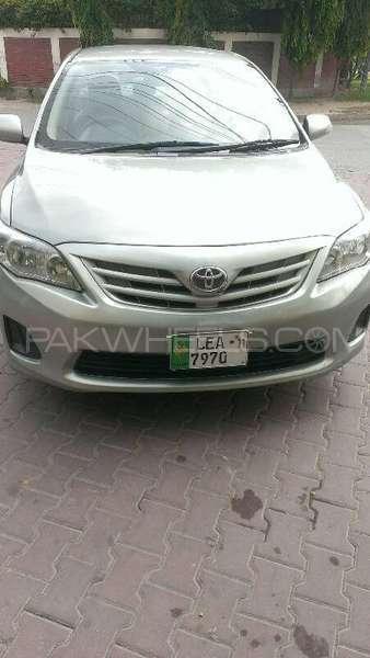 Toyota Corolla GLi Limited Edition 1.3 VVTi 2011 Image-1