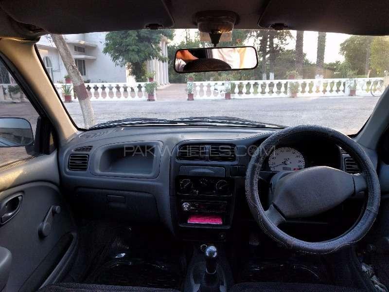 Suzuki Alto VXR (CNG) 2012 Image-3