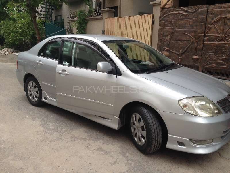 Toyota Corolla G 2000 For Sale In Lahore Pakwheels