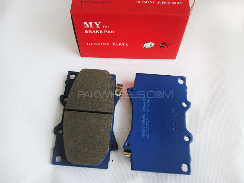 Front Brake Pad Land Cruiser - 04465-60230 - 1984 Image-1