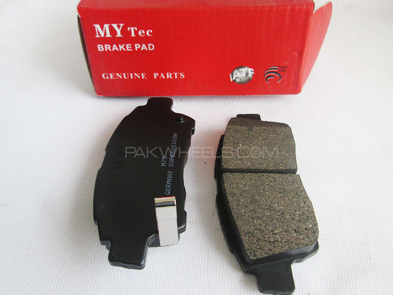 Front Brake Pad VITZ OLD - M75 - 1999 Image-1