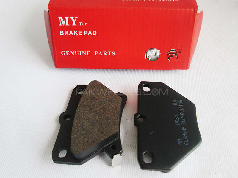 Rear Brake Pad Corolla XLI - M554 - 2002-2008 in Lahore