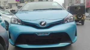 Toyota Vitz F 1.0 2015 for Sale in Karachi