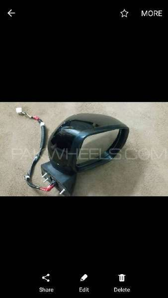 Side Mirror Honda N Box Custom Image-1