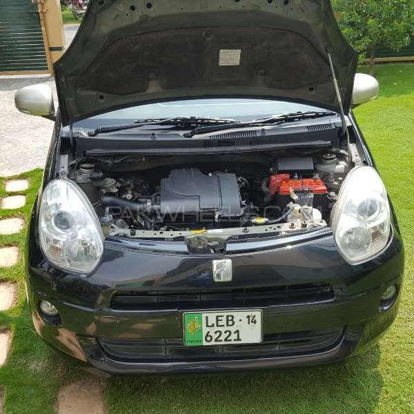Toyota Passo + Hana 1.0 2011 Image-1