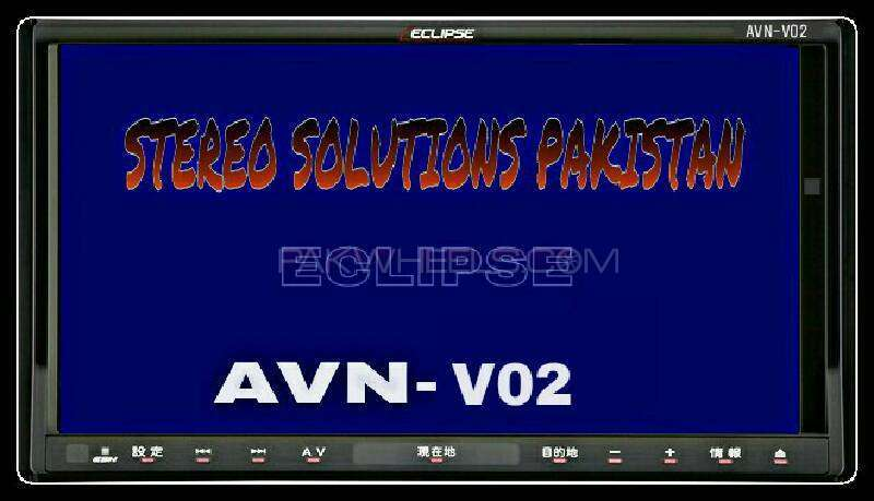 AVN-V02 (ECLIPSE) SD CARD SOFTWARE AVAILABLE. Image-1