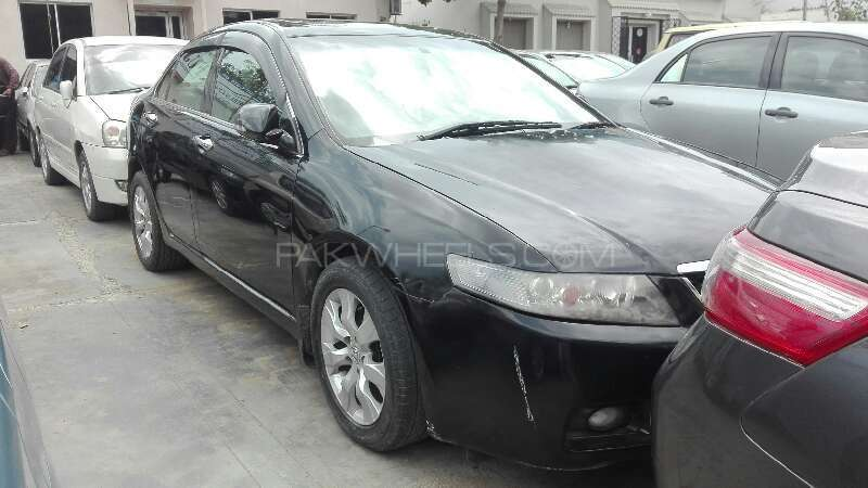 Honda Accord CL9 2003 Image-1