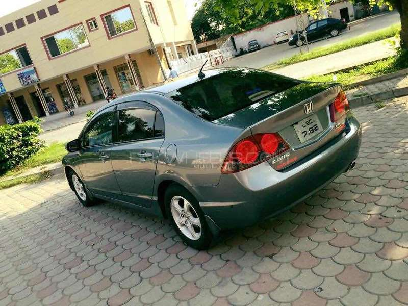 Honda Civic VTi Oriel 1.8 i-VTEC 2012 Image-11