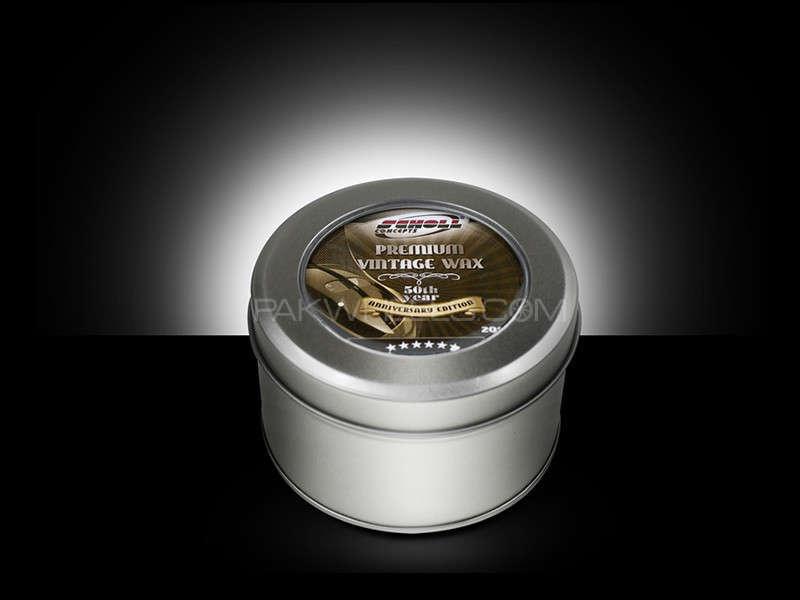 SCHOLL Concepts Premium Vintage Carnauba Wax - 200ML - 10730 Image-1