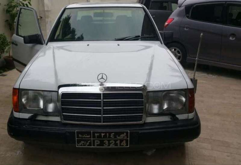 Mercedes benz e class e230 1988 for sale in karachi for Used mercedes benz rims for sale