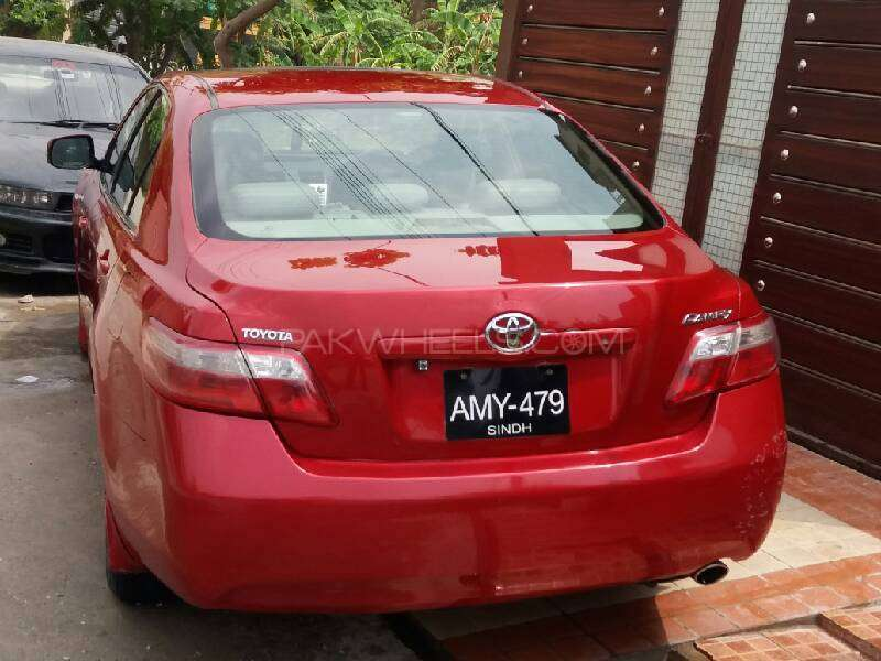 Toyota Camry Up-Spec Automatic 2.4 2007 Image-6